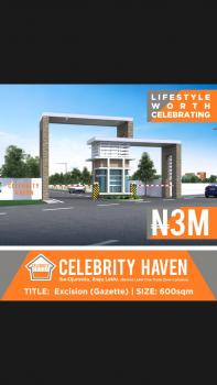 Plots of Land, Celebrity Haven, Iba-ojumodu, Ibeju Lekki, Lagos, Mixed-use Land for Sale