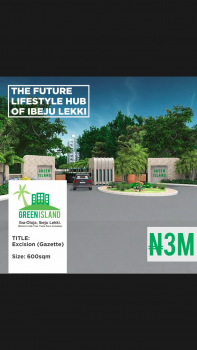 Plots of Land, Green Island, Iba-oloja, Ibeju Lekki, Lagos, Mixed-use Land for Sale