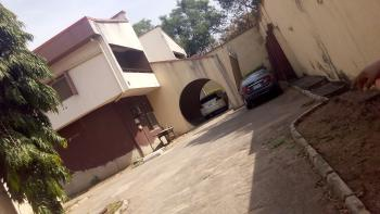 Well Finished 5 Bedroom Fully Detached Duplex with 2 Rooms Bq, Maitama District, Abuja, Detached Duplex for Rent