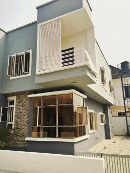 Luxury 4 Bedroom Semi-detached Duplex with Maid's Quarter, Idado, Lekki, Lagos, Semi-detached Duplex for Sale