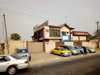 4-bedroom Duplex Corner Piece Property, First House on Jimoh Balogun Junction, Cmd Road Corner Piece, Magodo-shangisha, Magodo, Lagos, Detached Duplex for Sale