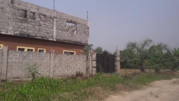 Distress Four Units of 2 Bedroom Flats, Destiny Homes Estate, Abijo, Lekki, Lagos, Block of Flats for Sale