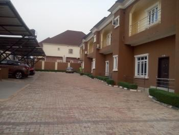 a Tastefully Finished and Brand New 3 Bedroom Terrace Duplex, Durumi2, By Games Village, Durumi, Abuja, Terraced Duplex for Rent