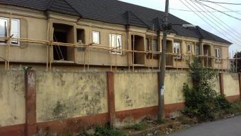 Brand New Luxury 3 Bedroom Terrace House with 1 Room Bq Off Plan Sale, Ilupeju Estate, Ilupeju Estate, Ilupeju, Lagos, Terraced Duplex for Sale