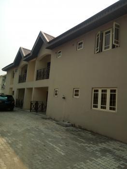 3 Bedroom Flat ( Downstairs, Hi-tech Estate, Beside Lagos Business School, Sangotedo, Ajah, Lagos, Flat for Rent