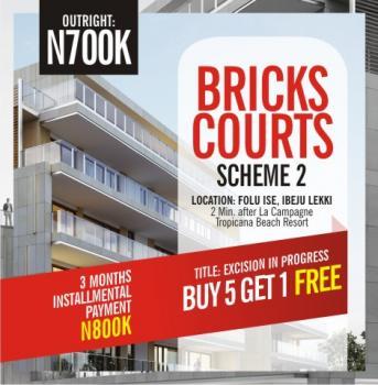 Bricks Court Phase 2, Eleko, Ibeju Lekki, Lagos, Mixed-use Land for Sale