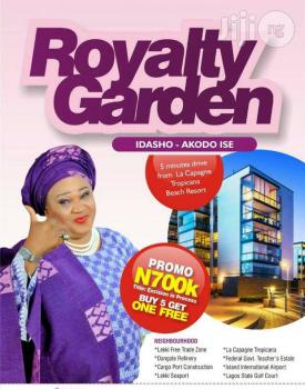 Royalty Garden, Ogogoro, Ibeju Lekki, Lagos, Residential Land for Sale