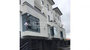 Modern 4 Bedroom Terrace Duplex, Chevy View Estate, Lekki, Lagos, Terraced Duplex for Sale