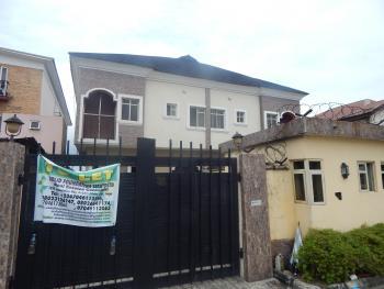 4 Bedroom Duplex + Bq, Chevron Drive, Chevy View Estate, Lekki, Lagos, Flat for Rent