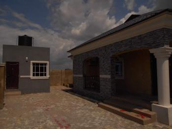 Newly Built of 3 Bedroom Bungalow All Rooms En Suite, Cocoa Estate, Mowe Ofada, Ogun, Semi-detached Bungalow for Sale