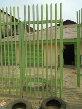 Tastefully Finished Bungalow with 3 Large Shops and 8 Rooms, Agege Motor Road, Mushin, Lagos, Detached Bungalow for Rent