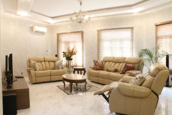 Luxury 3 Bedroom Serviced House with Natural Light, Banana Island, Ikoyi, Lagos, Terraced Duplex Short Let