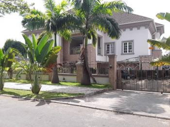 Lavishly Finished & Beautiful 5 Bedrooms Detached Duplex with 2 Rooms Bq, Off Amino Kano Crescent, Wuse 2, Abuja, Detached Duplex for Sale