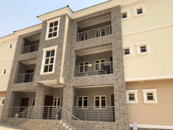 Brand New 3 Bedroom Apartment, Wuse 2, Abuja, Flat for Rent