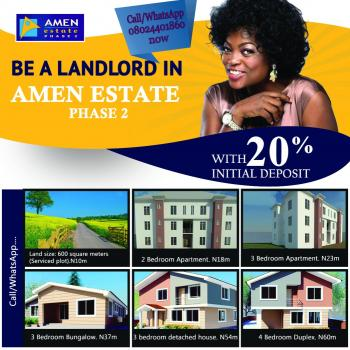 Amen Phase 2 Home of Celebrities, Along Eleko Beach Lekki-epe Expressway, Eleko, Ibeju Lekki, Lagos, Residential Land for Sale