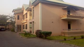 Luxury and Tastefully Diplomatic Serviced 3 Bedroom Flat, Ac, Gen, Garden, Bq, Wuse 2, Abuja, Flat for Rent