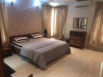Full Furnished 2 Bedroom Flat, Osboure Estate 1, Osborne, Ikoyi, Lagos, Flat for Rent