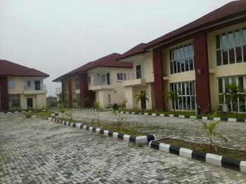 Tastefully Finished 4 Bedroom Semi-detached House + 1 Room Bq, Along Chevron Drive, Lekki, Lagos, Semi-detached Duplex for Sale