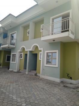 Decent 4 Bedroom Semi-detached Duplex with 2 Room Bq, Off Admiralty Way, Lekki Phase 1, Lekki, Lagos, Semi-detached Duplex for Rent