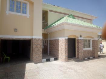 4 Bedroom Duplex with Bq (mix Use Commercial), Gwarinpa Estate, Gwarinpa, Abuja, Semi-detached Duplex for Rent