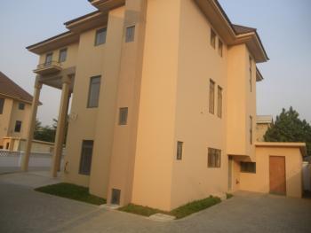 New 6 Bedroom + Bq, Jabi, Abuja, Detached Duplex for Sale