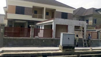 a Newly Built 4 Bedroom Semi Detached Duplex with a Room Bq, Pinnock Beach Estate By Jakande (shoprite/mobil), Lekki Phase 2, Lekki, Lagos, Semi-detached Duplex for Sale