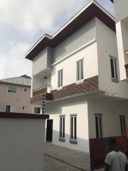 4 Bedroom Fully Detached Duplex with Servant Room, Orchid Hotel Road, Lafiaji, Lekki, Lagos, Detached Duplex for Sale