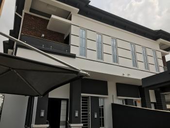 Luxury 4 Bedroom Semi-detached Duplex with a Room Bq, Chevron Drive, Chevy View Estate, Lekki, Lagos, Semi-detached Duplex for Sale
