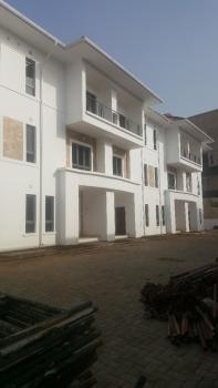 4 Bedroom Terrace Duplexes with a Maids Room, Guzape District, Abuja, Terraced Duplex for Sale