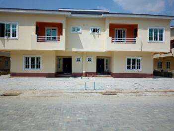 Luxurious Semi Detached Duplex in Ajah, Palm City Estate, Off Lekki Epe Expressway, By General Paint, Abraham Adesanya Estate, Ajah, Lagos, Semi-detached Duplex for Sale