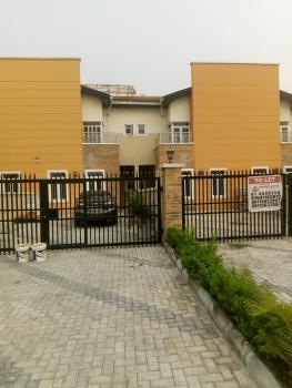 4 Bedroom Terraced House, Marwa, Lekki Phase 1, Lekki, Lagos, Terraced Duplex for Rent