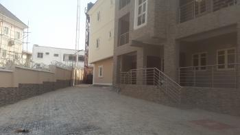 Serviced 1 Bedroom Flat, Off Ademola Adetokunbo Crescent, Wuse 2, Abuja, Flat for Rent