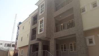 Serviced 3 Bedroom Flat, Off Ademola Adetokunbo Crescent, Wuse 2, Abuja, Flat for Rent