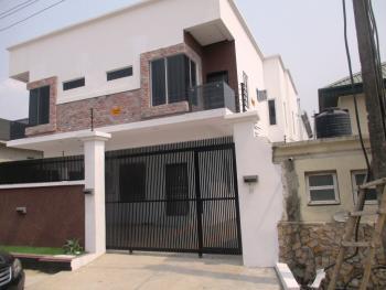 Luxury Built 4 Bedroom Semi Detached House, Eletu Street, Osapa, Lekki, Lagos, Semi-detached Duplex for Sale