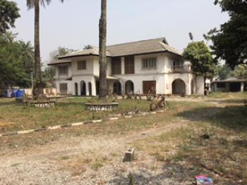 5 Bedroom Colonial House on 4700sqm Land Off Gerald Road Ikoyi, Gerald Road, Old Ikoyi, Ikoyi, Lagos, House for Sale