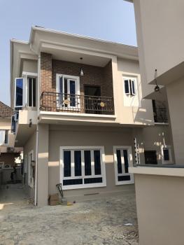 Newly Finished Four Bedroom Semi-detached Duplex with a Spacious Driveway, Off Chimezie Bright Street, Idado, Lekki, Lagos, Semi-detached Duplex for Sale