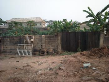 a Landed Property with an Uncompleted 3 Bedroom Flat Bungalow, Off Ijaiye Rd, Alagbado, Ifako-ijaiye, Lagos, Detached Bungalow for Sale