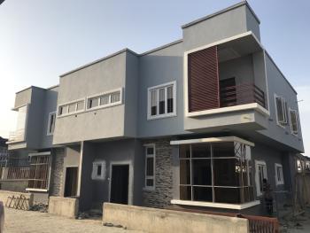 4 Bedroom Semi Detached Duplex with Bq and Ample Car Park, Idado, Lekki, Lagos, Semi-detached Duplex for Sale