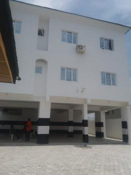 Brand New 3 Bedroom Flats with Inverter Suitable for Office Use at Jakande, Silverbird Road, Osapa, Lekki, Lagos, Flat for Rent