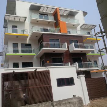 Luxury Finished 3 Bedroom House  and Other Luxury Features, Mojisola Onikoyi Estate, Ikoyi, Lagos, Block of Flats for Sale