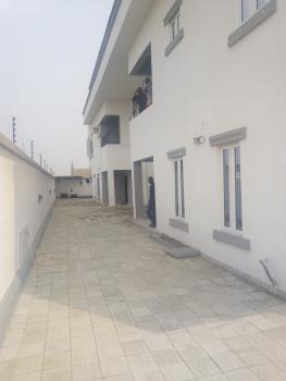 4 Bedroom Terrace Duplex  and Bq with Just Two Tenants, Happy Land Estate, Before Sangotedo, Ajah, Lagos, Terraced Duplex for Rent