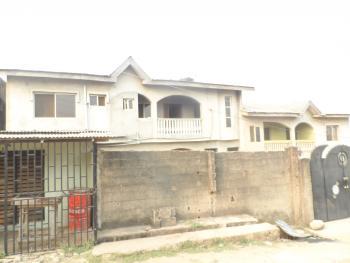 4 Units Each of 2 Bedroom Flats and Mini Flats for 20m, 2, Tinuola Street Giwa Junction, Iju-ishaga, Agege, Lagos, Block of Flats for Sale