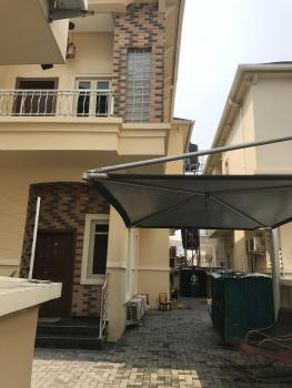 Deal!: a Very Well Finished and Spacious 4 Bedroom Wing Duplex with Bq for Sale @ Idado-chevy View Estate Lekki., Off Idado Estate Road By Chevy Lekki, Idado, Lekki, Lagos, Semi-detached Duplex for Sale