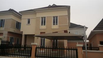 Brand New 4bedroom Fully Detached Dulex with Bq, Before Chevron Drive Lekki, Agungi, Lekki, Lagos, Detached Duplex for Rent