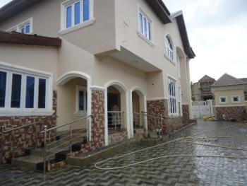 Exquisite 4 Bedroom Duplex with 2 Units One Bedroom Flat Bq, Apo - Lokogoma Expressway, Lokogoma District, Abuja, Detached Duplex for Rent