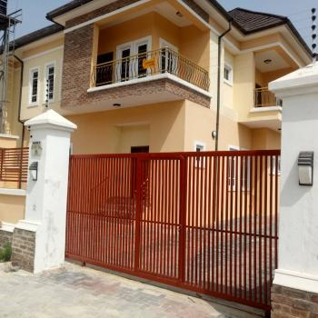 Well Maintained 4 Bedroom Semi Detached House with a Room Bq, Ologolo, Lekki, Lagos, Semi-detached Duplex for Rent