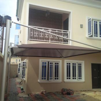 New 4bed with Bq, Idado, Lekki, Lagos, Semi-detached Duplex for Sale