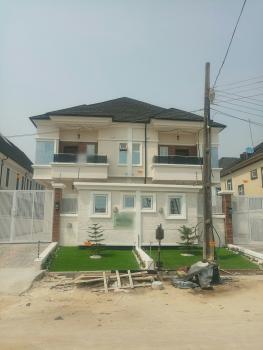 New 5 Bedroom Semi Detached Duplex, Chevy View Estate, Lekki, Lagos, Semi-detached Duplex for Sale