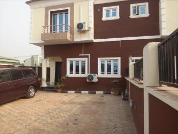Luxury 4 Bedroom Duplex Plus a Room Bq, Ikolaba Gra, Ibadan, Oyo, Detached Duplex for Sale