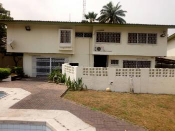 Executive 5 Bedroom Duplex with 4 Rooms, Swimming Pool, Boys Quarters, Ogodogba, Parkview, Ikoyi, Lagos, Detached Duplex for Rent